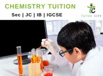 Chemistry Tuition Singapore Tutor