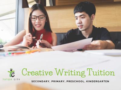 Creative Writing Tuition