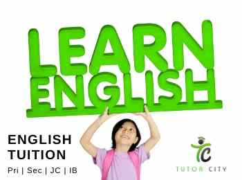 English Tuition in Singapore