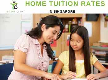 Home Tuition Rates in Singapore