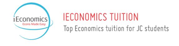 I Economics Tuition