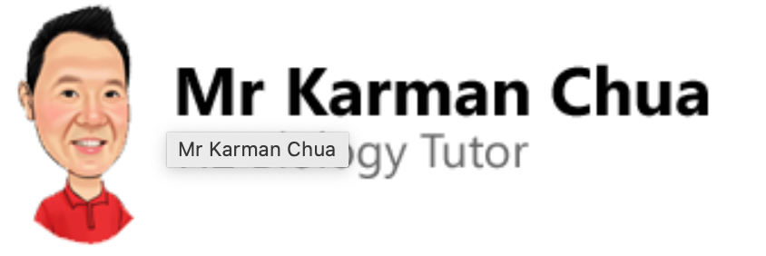 Mr Karman Chua