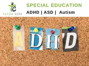 Special Education ADHD ASD