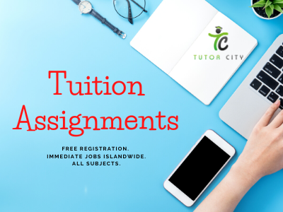 Tuition Assignments in Singapore